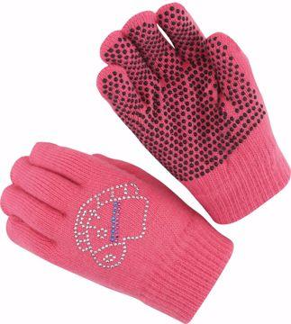 Magic børne handsker pink