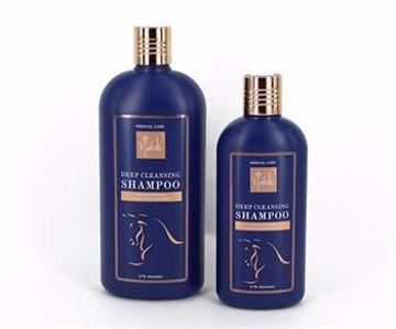 Nathalie Horsecare Deep Cleansing shampoo 400ml