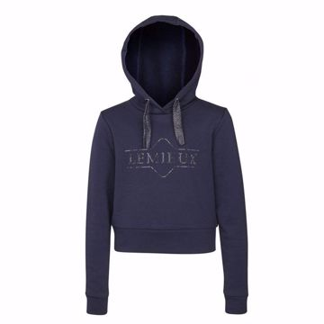LeMieux Youth Cropped Hoodie